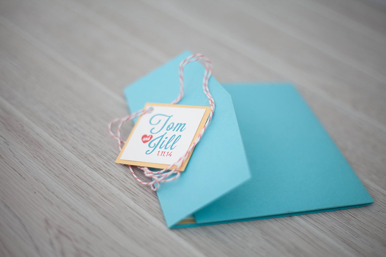 Destination Wedding Invitation | Miami
