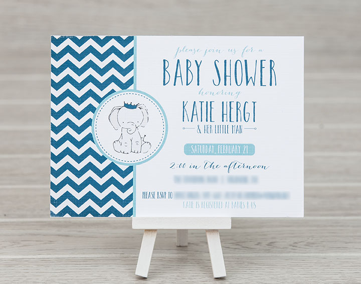 Katie Baby Shower Invitation